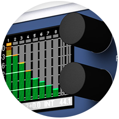 MADI interfaces feature in the Audio Rooms