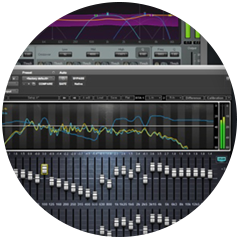 Waves Mercury Plugin Bundle feature in the Audio Rooms
