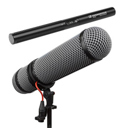 Shotgun mic field kit
