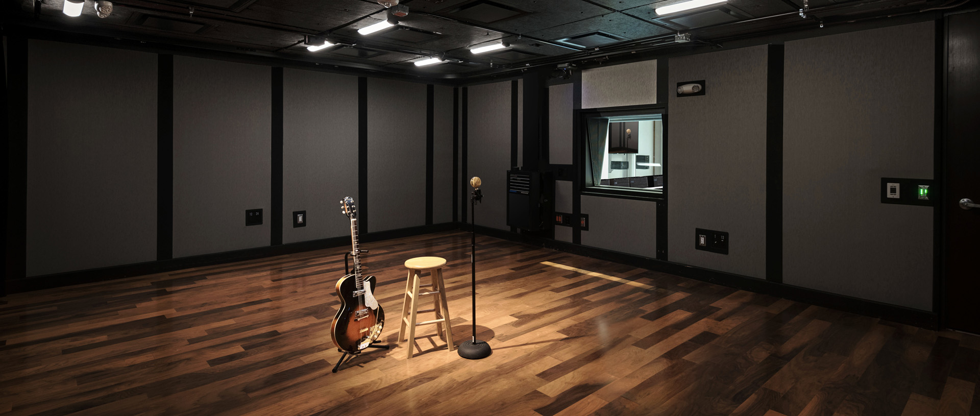 Recording Studio at SNEAKY BIG Studios